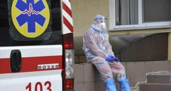 На Вінниччині від COVID-19 померла трирічна дитина