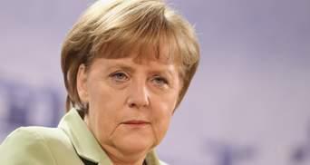 """Загострення в Україні: Меркель прокоментувала можливість зупинки """"Північного потоку-2"""""""