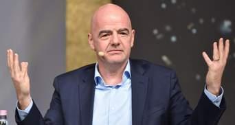 В ФИФА впервые отреагировали на создание Суперлиги: клубы должны понести ответственность