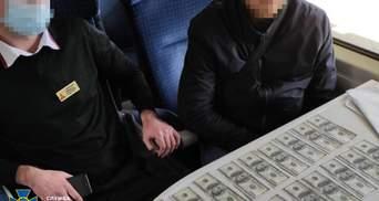 Пытался скрыть хищение топлива: СБУ поймала на взятке работника УЗ