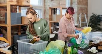 Скільки українців намагаються використовувати менше пластику та сортують сміття: дослідження