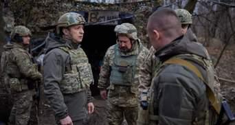 Зеленський заявив, що Україна не хоче війни, але готова до неї