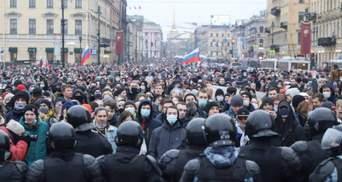 Спокойного правления у Путина не будет, – Яковенко о протестах россиян