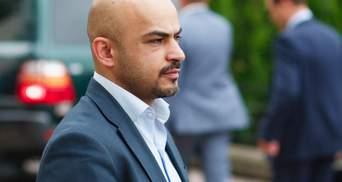 Экс-нардеп Найем заявил, что суд закрыл дело против одного из нападавших на него