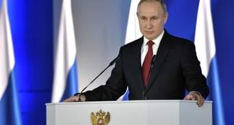 Кто пересечет красную линию, получит ответ России, – Путин