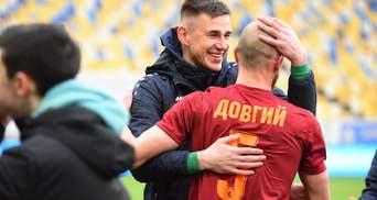 Защитник Миная забил курьезный автогол, не попав по мячу: видео