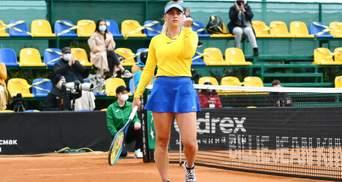Марта Костюк победила очередную россиянку на турнире WTA