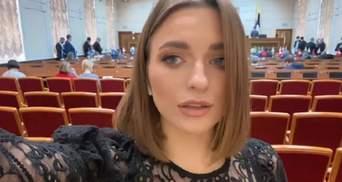 """Хотіла пам'ятник """"Беркуту"""": одеська депутатка з """"Партії Шарія"""" потрапила до """"Миротворця"""""""