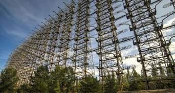 """Кабмин признал радиолокационную станцию """"Дуга"""", что в Чернобыле, памятником архитектуры"""