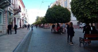 Чернівецька область виходить з червоної зони