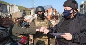 Представители Украины, Литвы и Польши сделали совместное заявление касательно Донбасса