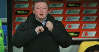 Александрия уволит главного тренера в конце сезона, – журналист