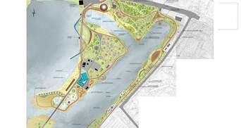 Нове життя Журавлівського гідропарку: у Харкові презентували проєкт реконструкції – фото