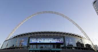 Англія завдяки Суперлізі прийме більше матчів Євро-2020, аніж планувалося