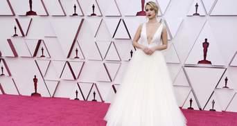 Оскар-2021: найрозкішніші образи з червоної доріжки