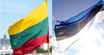 Литва и Эстония допускают возможность выслать российских дипломатов