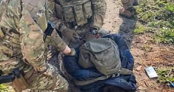 Збирав інформацію про військових: на Житомирщині затримали агента ФСБ Росії