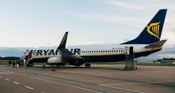 Великі знижки від Ryanair: з Польщі в Україну від 36 злотих