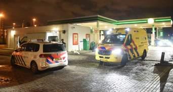 В Нидерландах произошла кровавая резня: 7 человек получили ранения