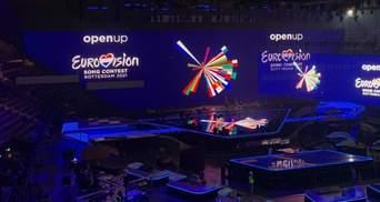 В Роттердаме установили главную сцену Евровидения-2021: первые фото