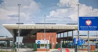 Що можна та заборонено перевозити через польський кордон: детальний список