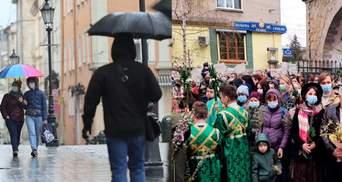 Головні новини 25 квітня: Вербна неділя, Львівщина виходить з червоної зони