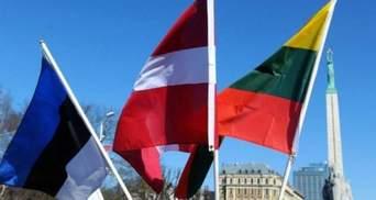 Солидарны с Чехией: страны Балтии высылают российских дипломатов
