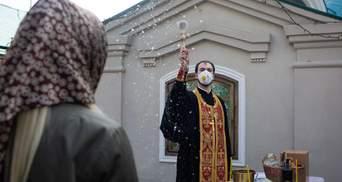 На службу – одна людина з сім'ї: які будуть обмеження на Великдень в Запорізькій області