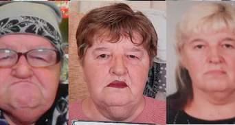 Женщина обманом пытается получить кредит: шокирующие фото перевоплощений 60-летней мошенницы