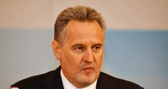 В НАБУ просят СНБО ввести санкции против Фирташа