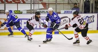 Донбасс в овертайме вырвал победу у Сокола и стал чемпионом Украины: видео