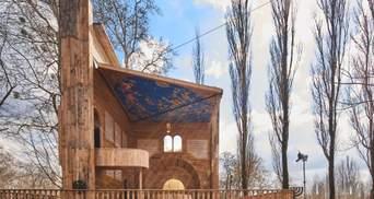 Синагога в Бабьем Яру, что открывается, как книга: невероятные фото