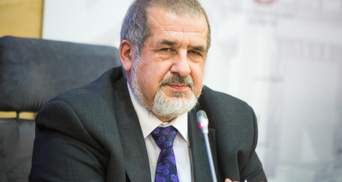 Росія хоче повністю витіснити кримських татар з окупованого півострова, – Чубаров