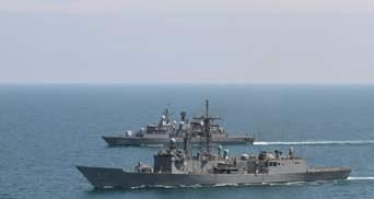 Россия закрыла часть акватории Черного моря для иностранных кораблей
