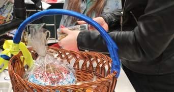 Залежить від міста: журналісти підрахували вартість великоднього кошика в Україні