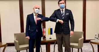 Грузинська президентка відвідає Україну: підсумки зустрічі очільників МЗС