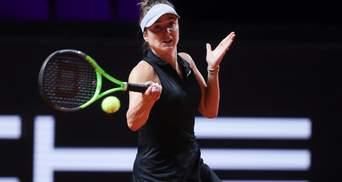 Світоліна драматично програла Барті, зупинившись за крок від фіналу у Штутгарті: відео