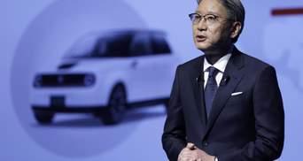 Сподіваються на прибуток: Honda планує виробляти лише електрокари