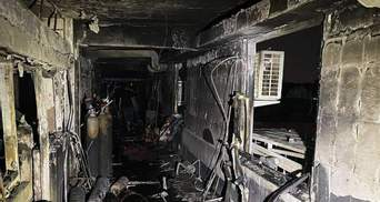 Смертельний вибух у лікарні Багдада: назвали ймовірну причину