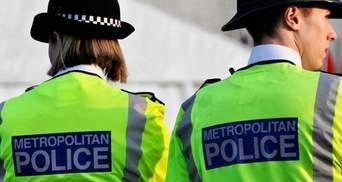 У Лондоні під час акцій протесту постраждали 8 поліцейських