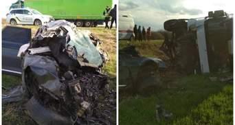 На Волині у ДТП загинули 2 дітей: водій з неуважності виїхав на зустрічну
