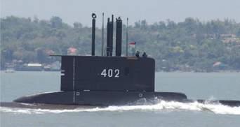 Президент Индонезии подтвердил, что субмарина возле Бали затонула, а люди на ней – погибли