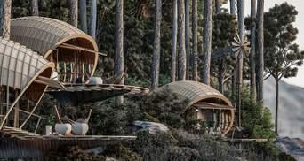 Каюти на вершині скелі: фантастичний готель у диких горах Куби