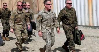 США и НАТО начали операцию вывода войск из Афганистана