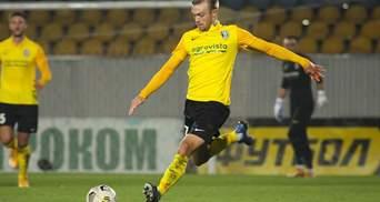 Гречишкін забив гол Шахтарю, порвавши сітку воріт: відео