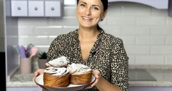 Як приготувати краффін з начинкою: рецепт пасхальної випічки від Лізи Глінської