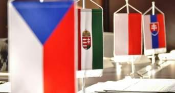 Польща терміново скликає прем'єрів Вишеградської групи через агресію Росії
