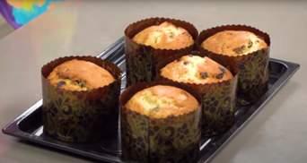 Рецепт сирної паски без дріжджів від Тані Литвинової