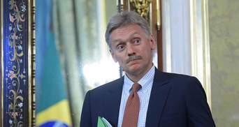 Це черговий тривожний сигнал, – реакція Кремля на заяву Зеленського щодо мінського формату