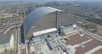 В Чернобыле ввели в эксплуатацию новое хранилище отработанного ядерного топлива
